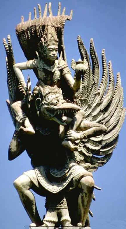 Bali Packers: Garuda Wisnu Kencana Cultural Park, Bali