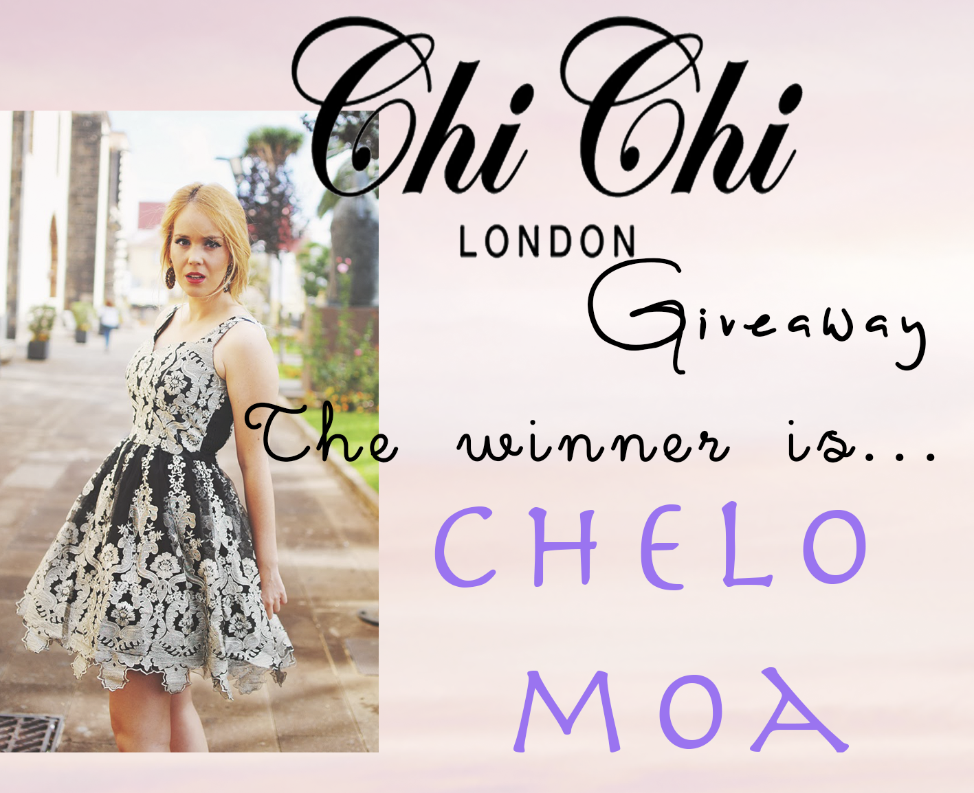 nery hdez, sorteo, giveaway, chi chi london , chi chi giveaway