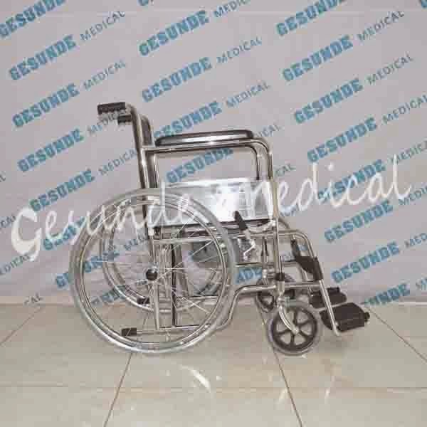 alamat distributor kursi roda 2in1 fs609u