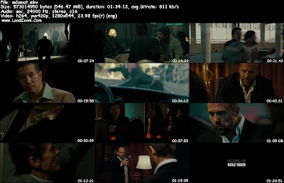 Safe (2012) BluRay 720p 550MB
