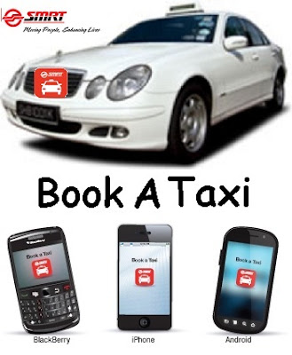 How to Book Singapore Taxis at SMRT (smrt.com.sg)?