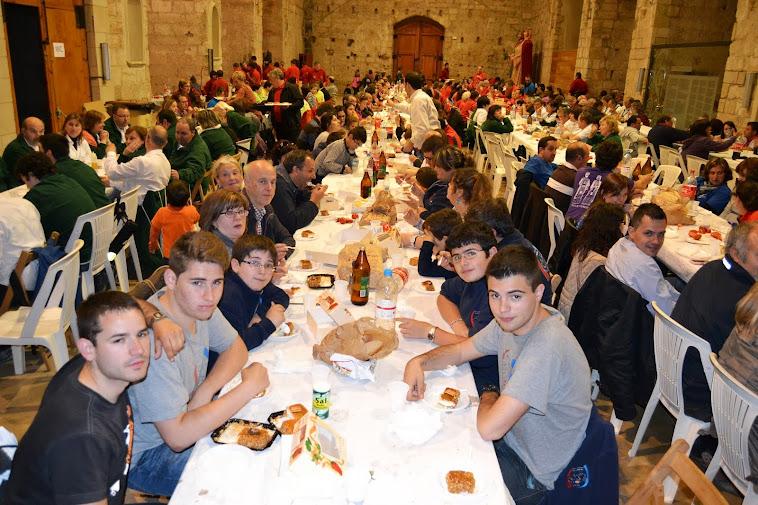 XVIII Trobada de Gegants a Montblanc