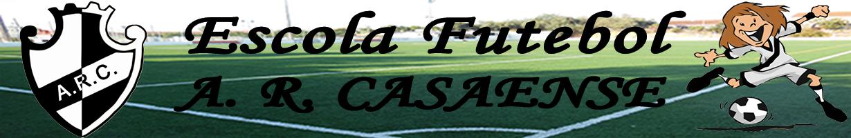 Escola Futebol A. R. Casaense