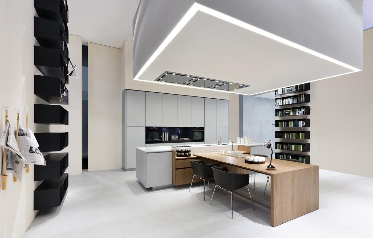 the open kitchen showdown - Philippe Starck Kitchen
