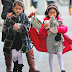 January 2014: Suri Cruise after-school on Wednesday