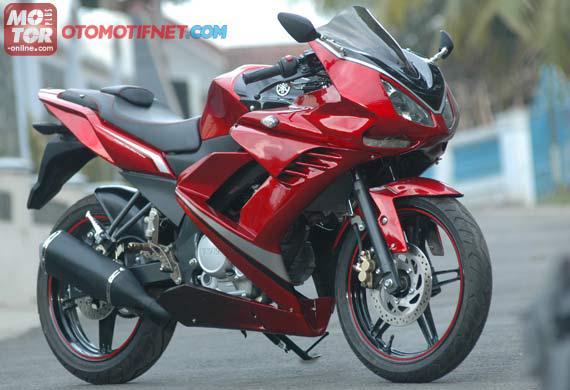 Foto Yamaha Vixion Full Fairing