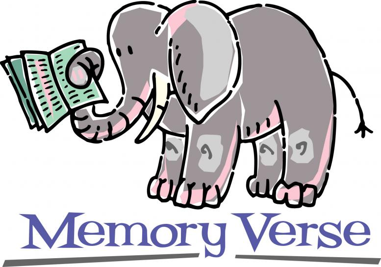 how to teach kindergarten memory verse