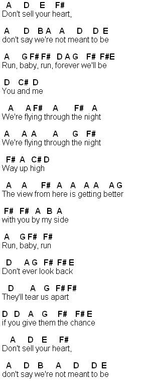 Flute Sheet Music: February 2016