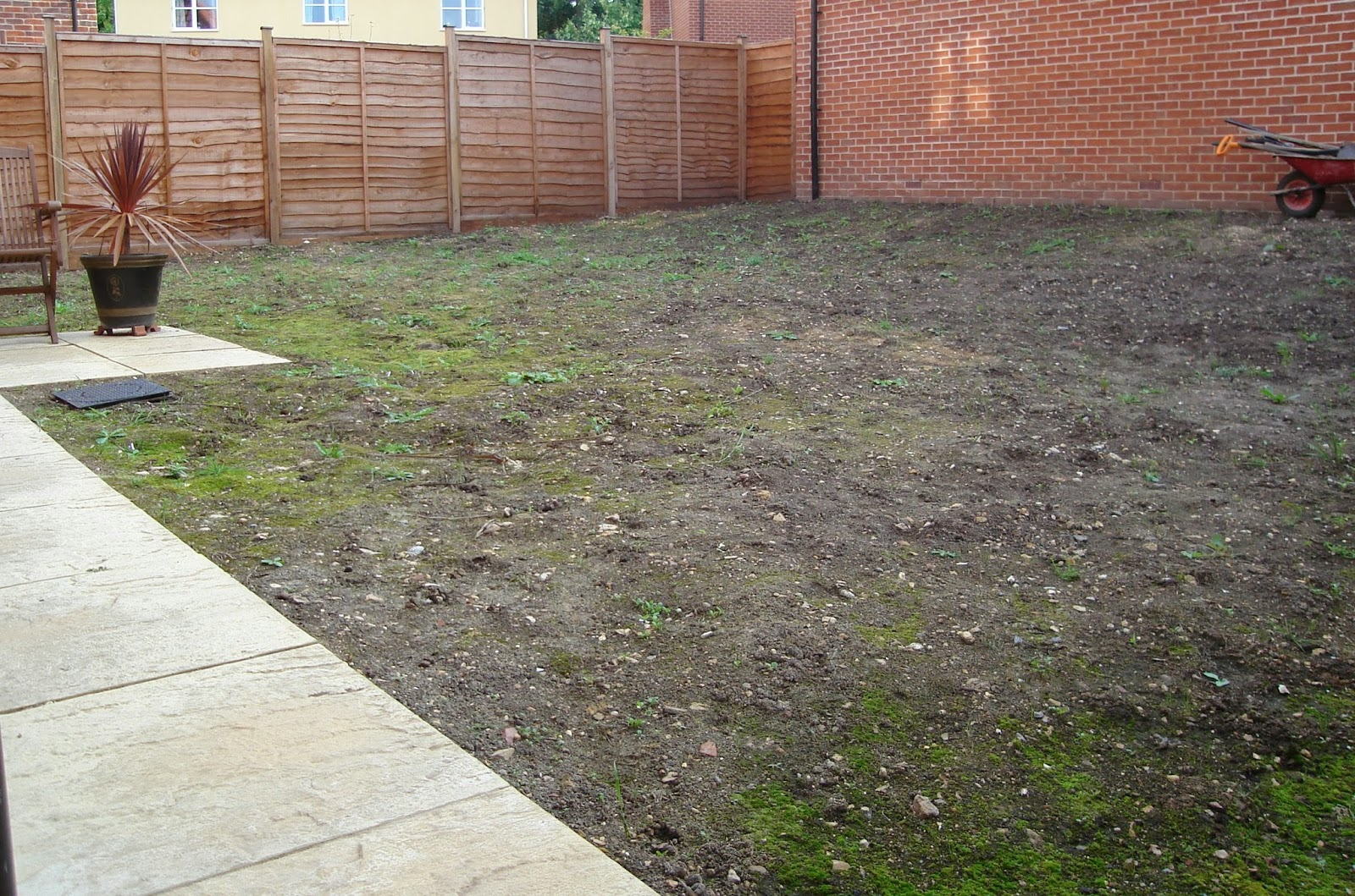 Family garden design papworth evarard cambridgeshire for New build designs