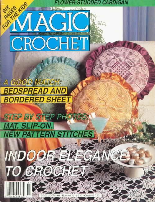 Magic Crochet : Magic Crochet No. 75