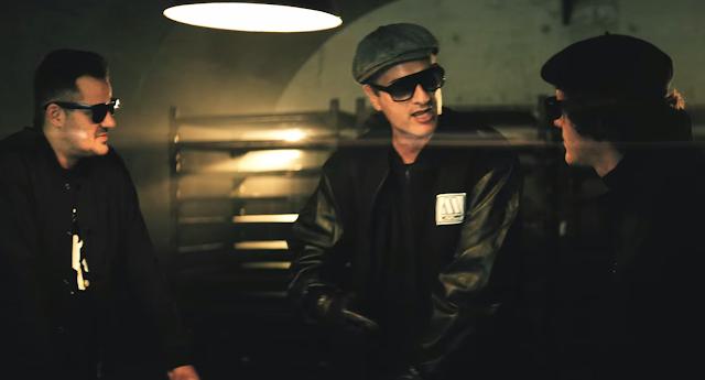 MC Rene und Carl Crinx feat. Toni-L., Retrogott und DJ Coolmann – Perpetuum
