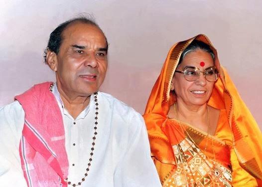Pujya Gurudev & Guru Maa