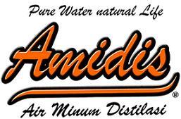 Amidis Air Minum Distilasi