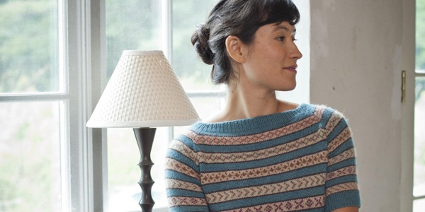 knitting through time and space: 20 Fair Isle Knitting Patterns In ...