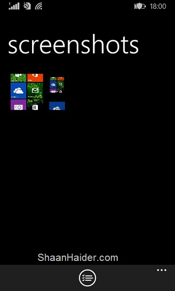 HOW TO : Take Screenshot on Windows Phone 8.1