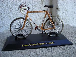 Maqueta Zeus Gran Sport