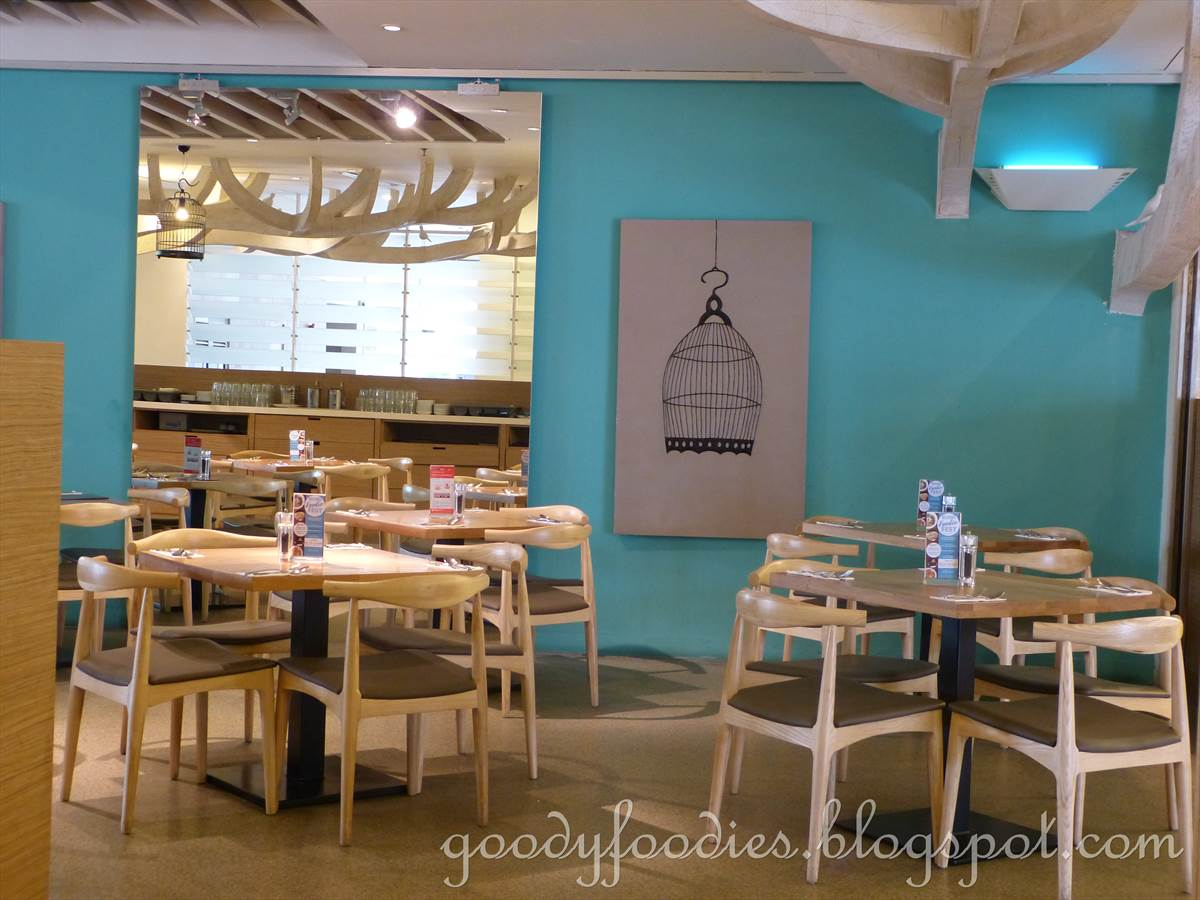 GoodyFoodies: New Menu @ Delicious, Bangsar Village II, KL