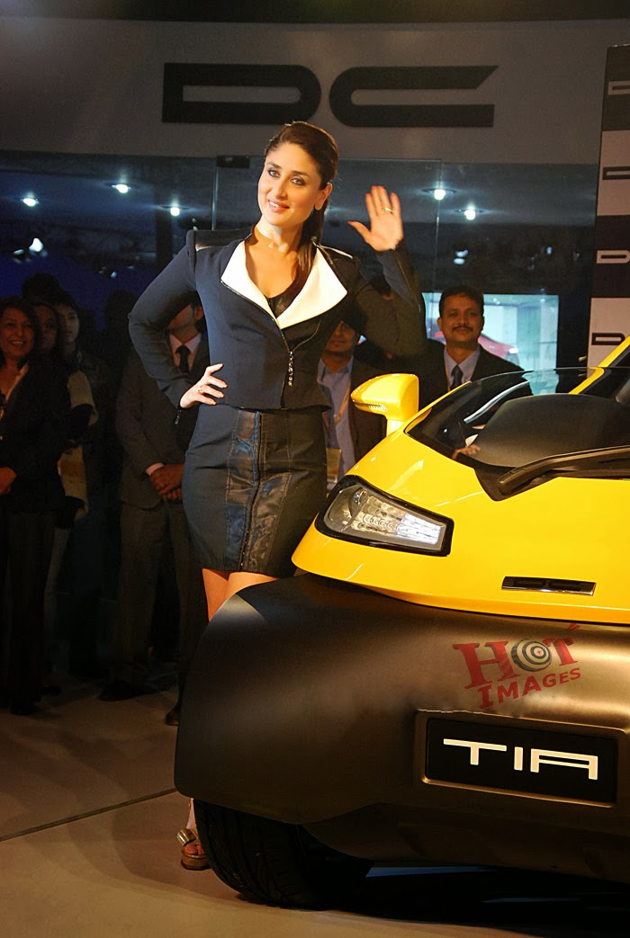 Kareena Kapoor Images Indian Auto Expo