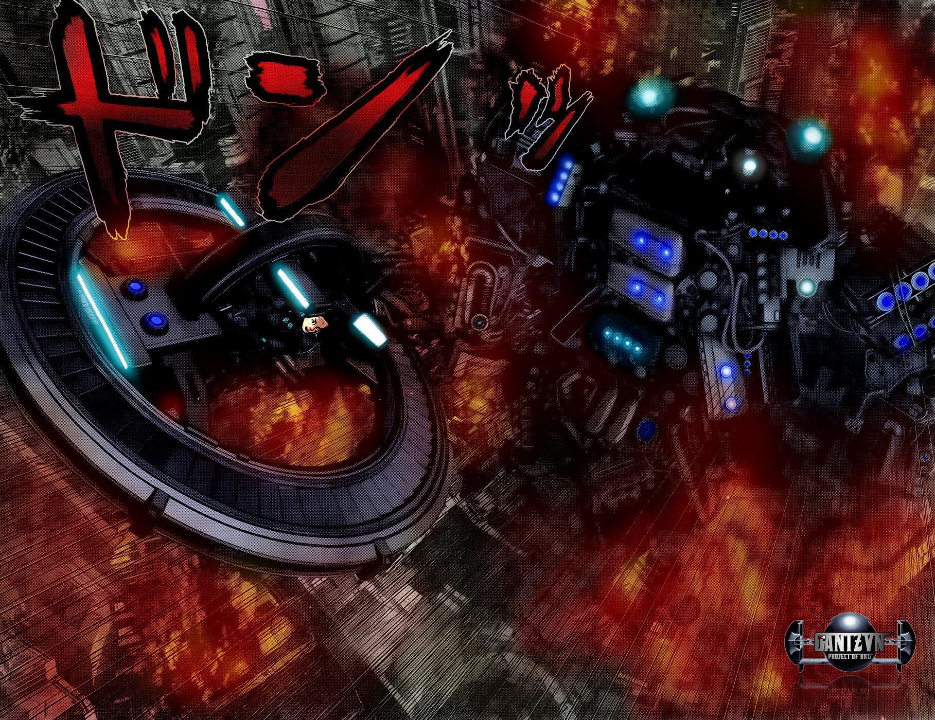 Gantz chap 362 Trang 21 - Mangak.info
