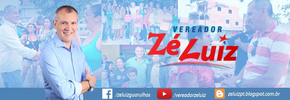 Vereador Zé Luiz PT de Guarulhos