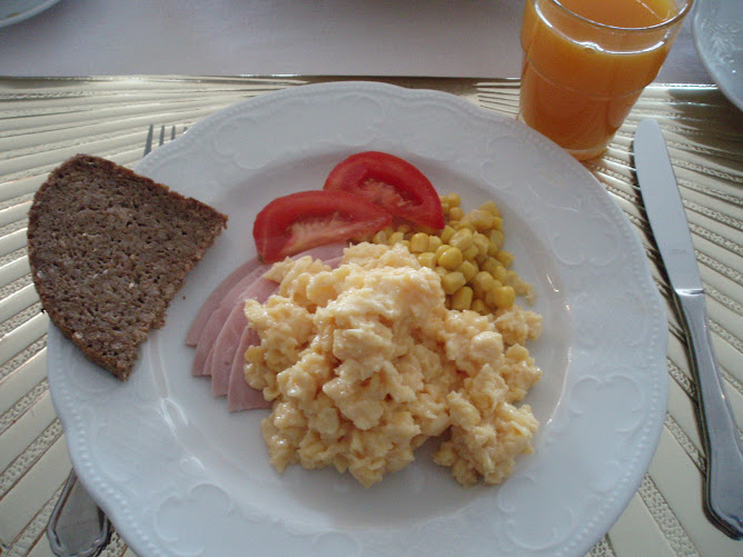 German breakast