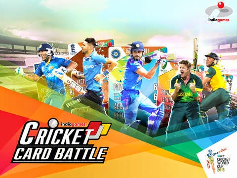 Cricket Card Battle for iPhone and iPad
