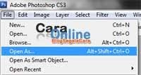 Cara mengambil gambar di PDF1
