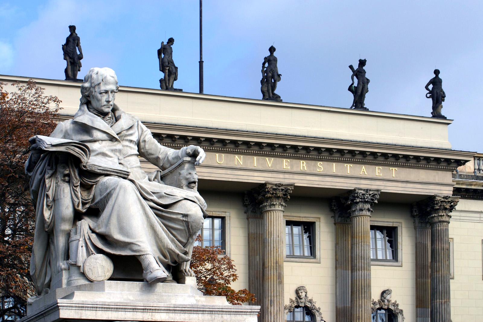 Deutsche Universitäten mit Geschichte