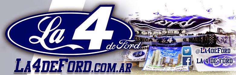 La 4 de Ford