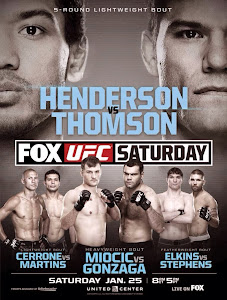 Download – UFC on Fox 10: Henderson vs. Thomson   HDTV (2014)
