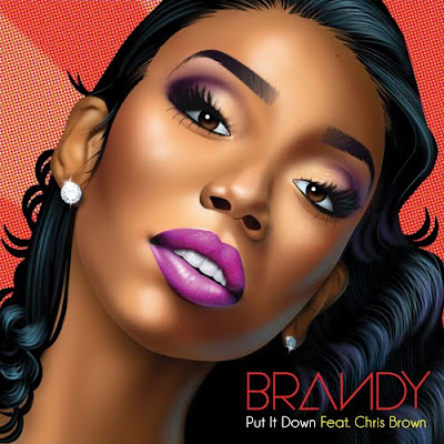 Photo Brandy - Put It Down (feat. Chris Brown) Picture & Image