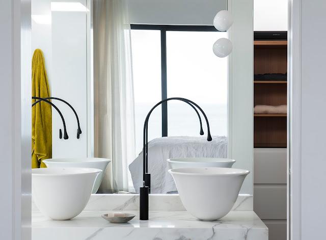 Minosa melbourne bathroom design a famous house view client - Bathroom ideas melbourne ...