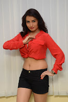 Actress Ananya thakur Navel Show Photos