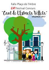 FALLAS 2017: PARTICIPANTES DEL CANT DE L`ESTORETA