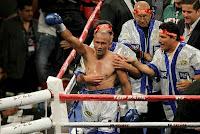 BOXEO-Orlando Salido nuevo campeón pluma
