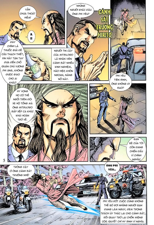 Tân Tác Long Hổ Môn chap 165 - Trang 5