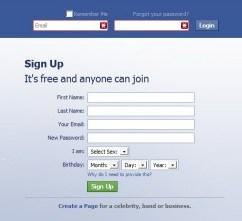 Cara Login Facebook Dengan Beberapa Akun