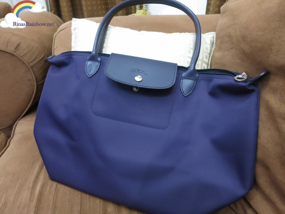 Longchamp Le Pliage Neo Large