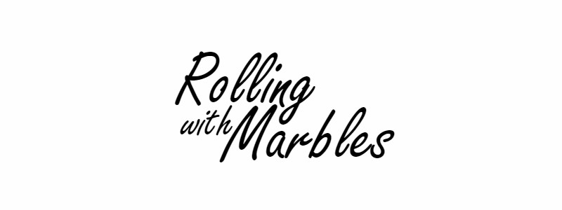 Rolling with Marbles
