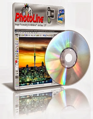 Download PhotoLine 18 Full Version With Serial Key