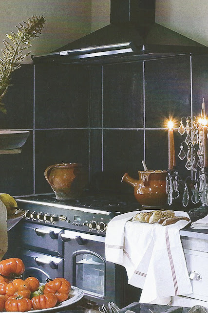 Gurmard Kitchen Detail, edited by lb from original image via Ville and Casali, as seen on linenandlavender.net