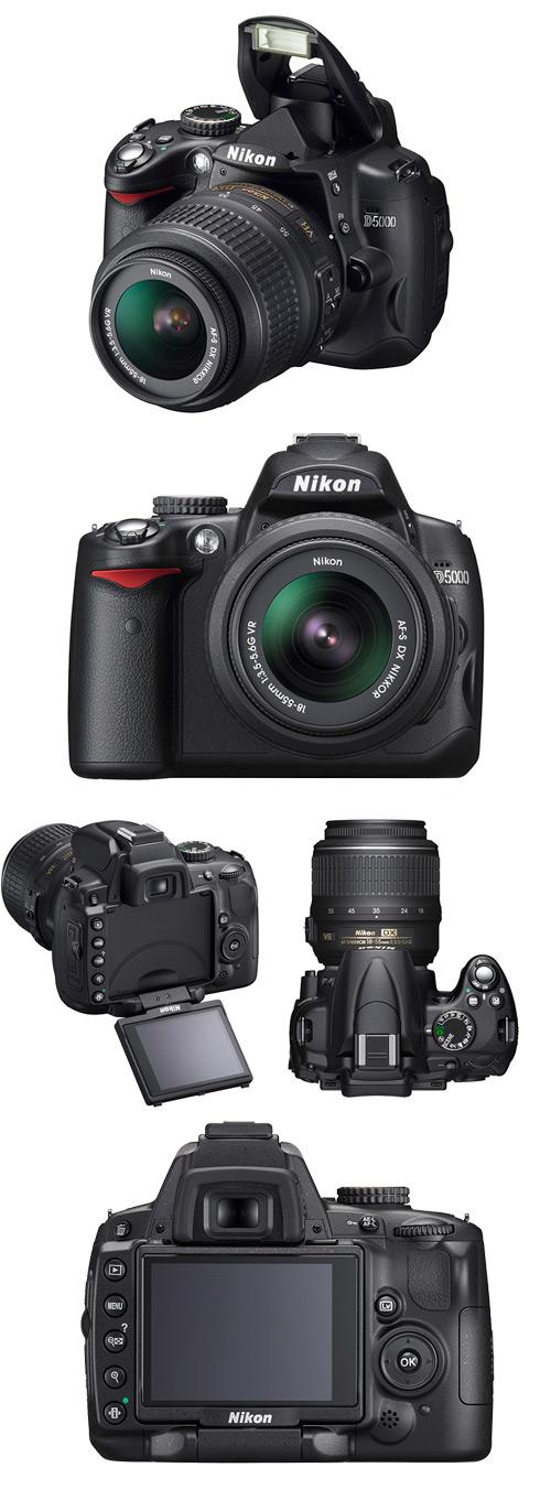 nikon d5000. DSLR Nikon D5000!