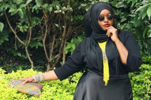 sexy muslim blogger hakima bashir photos