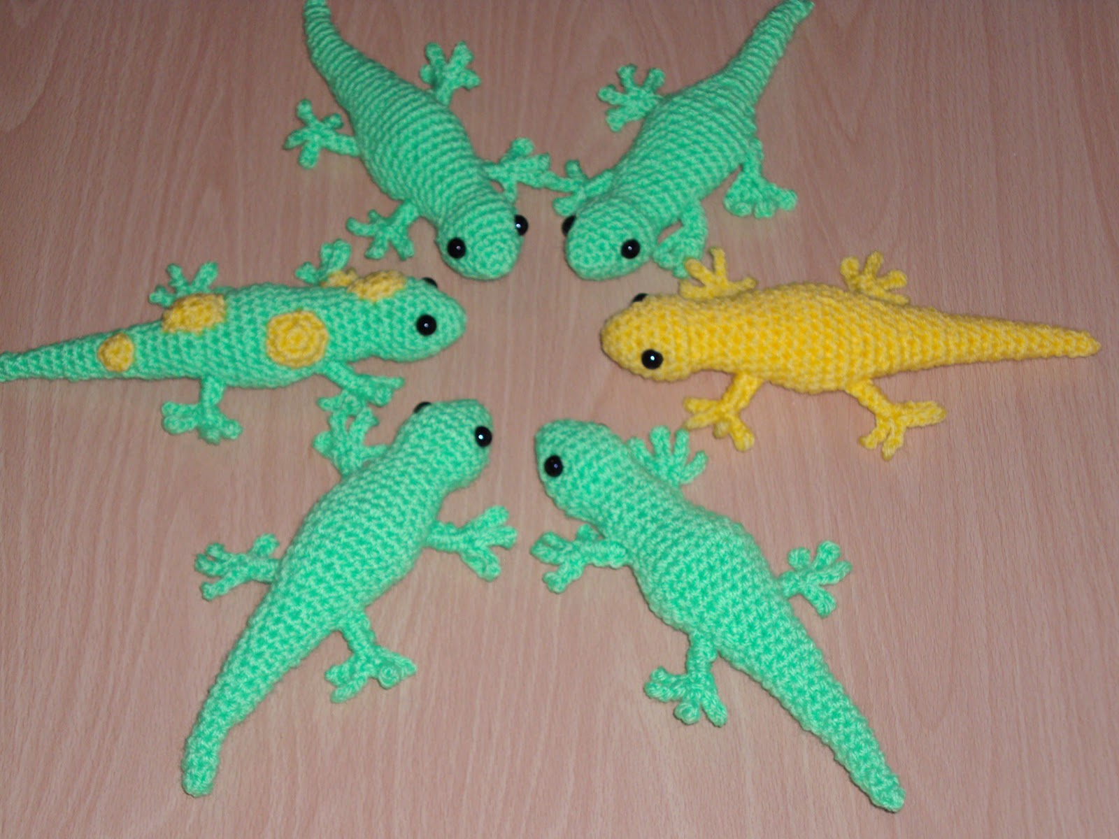 Amigurumi Gecko Pattern : Lizard Pattern Related Keywords & Suggestions - Lizard ...