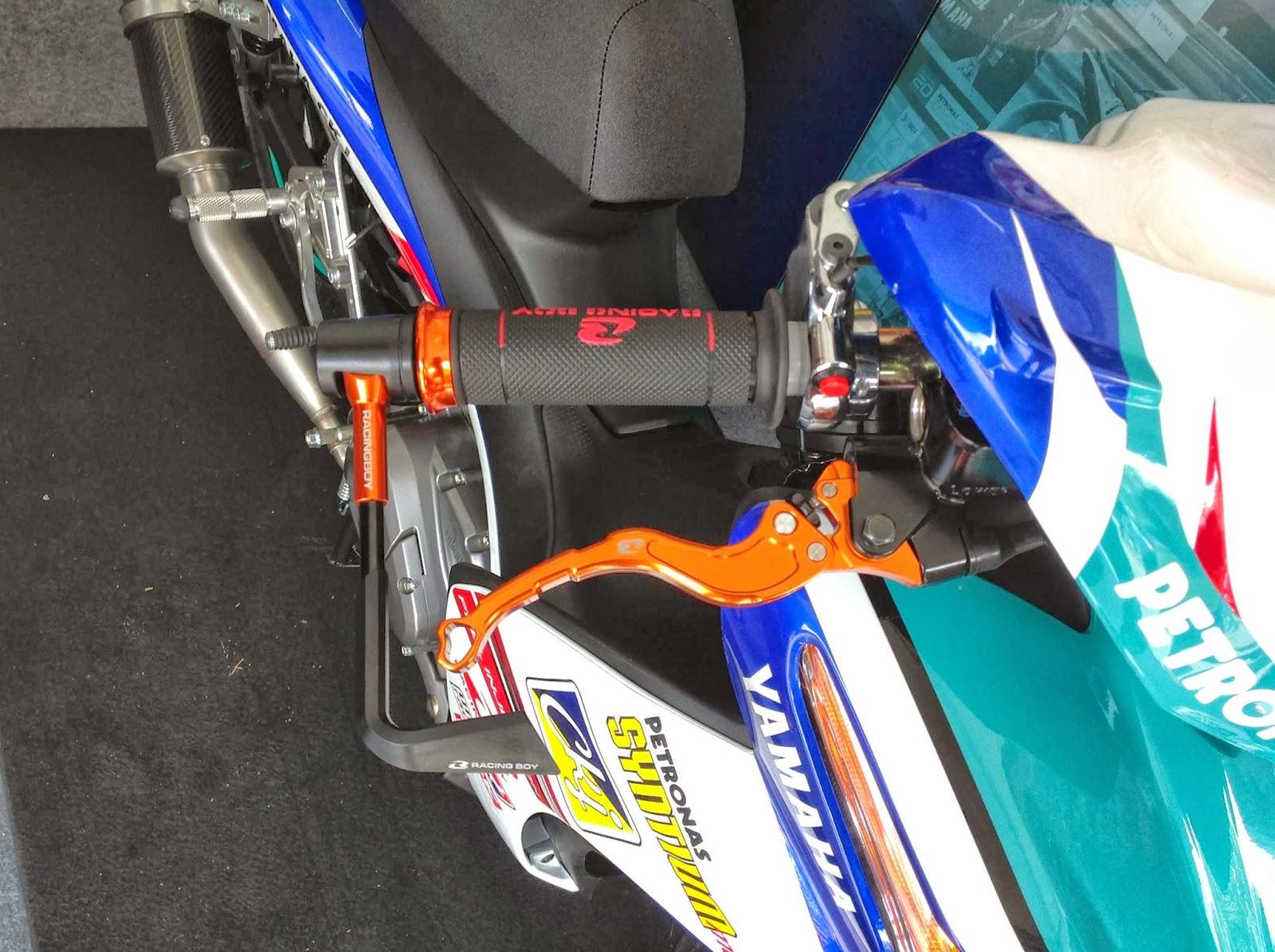 Yamaha Lagenda Racing - Informasi Jual Beli