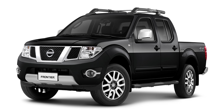 Nissan Frontier - Preto Premium(Metálico)