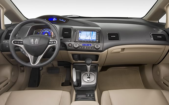 Auto Finder 2011 Honda Civic Interior