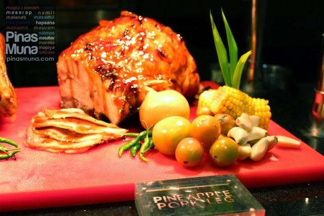 Vikings Davao Pineapple Pork Leg