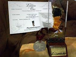 LA FAMA ES PURO CUENTO - Lanín de Oro 2012