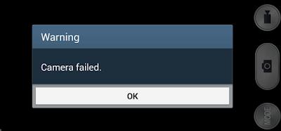 ... Mengatasi Camera Failed/Gagal Pada Android di Samsung Galaxy Grand 2